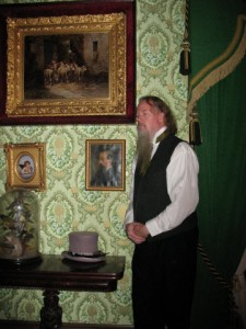 Dickens at Ebenezer Maxwell Mansion