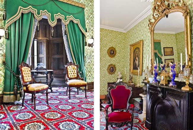 First Floor Parlor | Ebenezer Maxwell Mansion