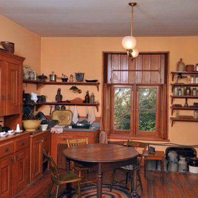 Maxwell Kitchen | Ebenezer Maxwell Mansion