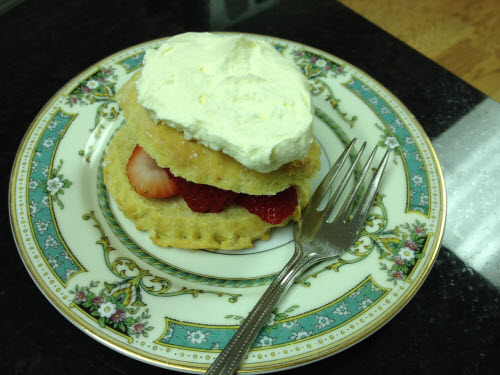 strawberry shortcake sm